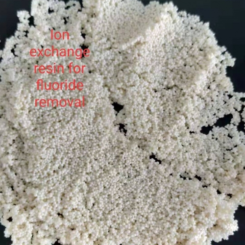 Special Strong Base Anion Exchange Resin for Fluoride removal